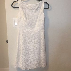 Kate spade fitted shift dress